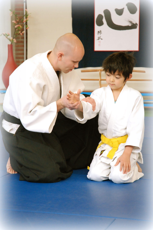 Ki Aikido Vereniging Rotterdam Ki Test Kinderen