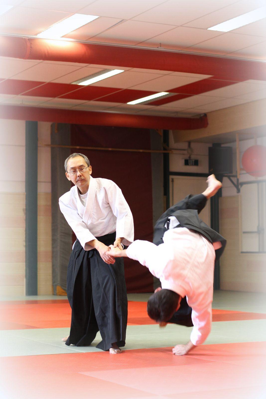 Ki Aikido Vereniging Rotterdam Gevorderden