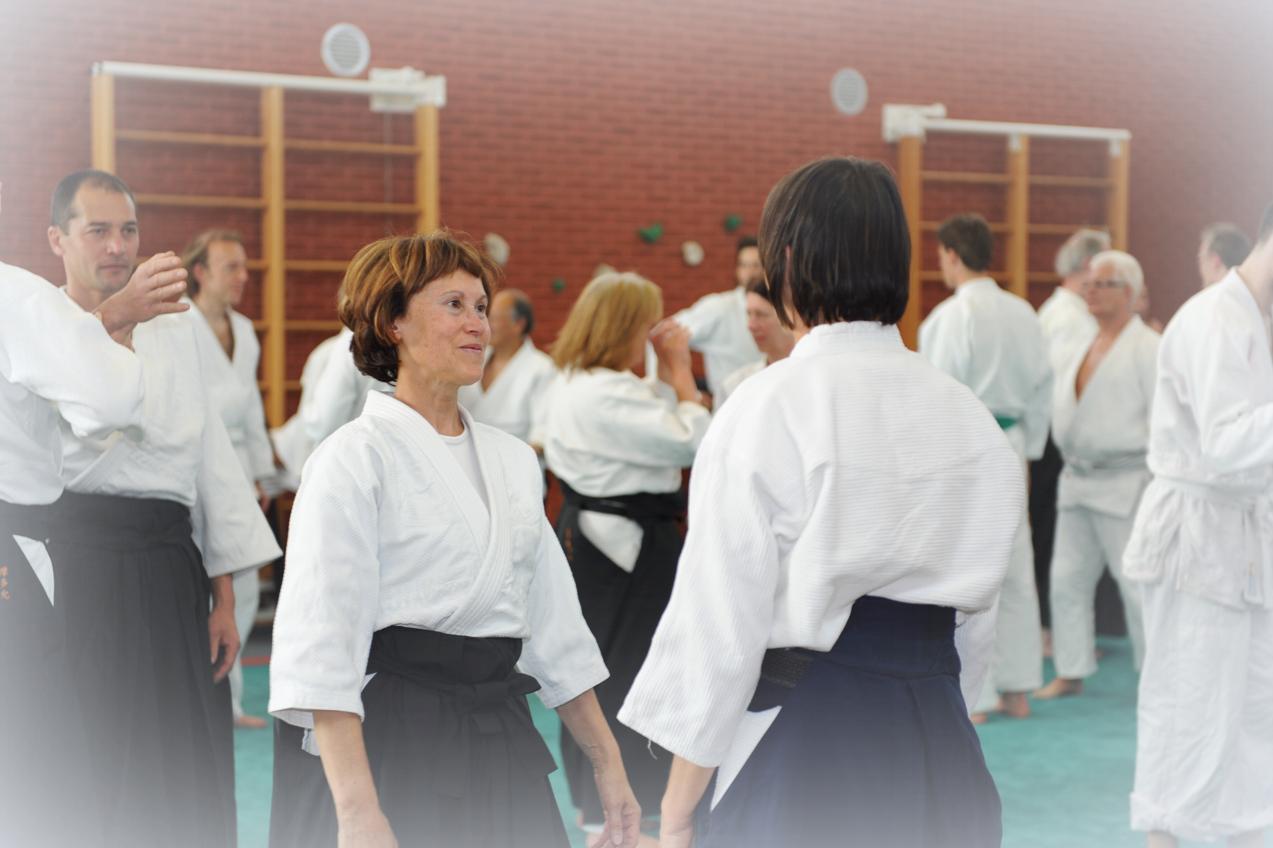 Aikido voor Volwassenen